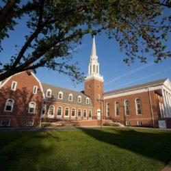 The church building = Catonsville Presbyterian Church