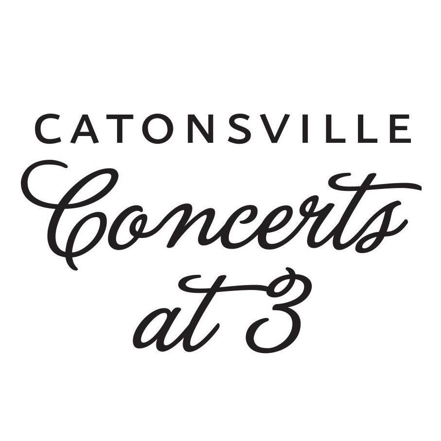 Catonsville Concerts at 3 Logo