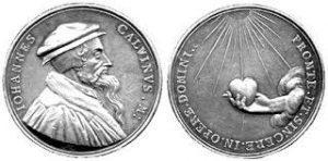 Seal of John Calvin (coin)