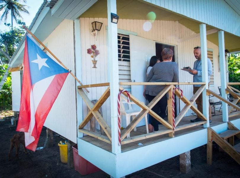 Mission Trip to Puerto Rico