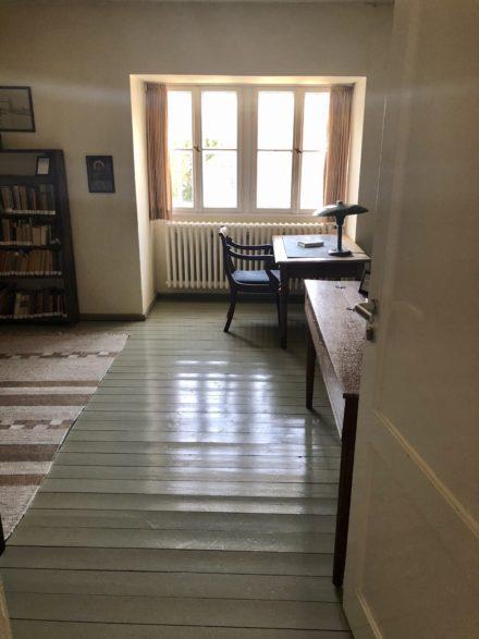 Desk of Dietrich Bonhoeffer (1906-1945)