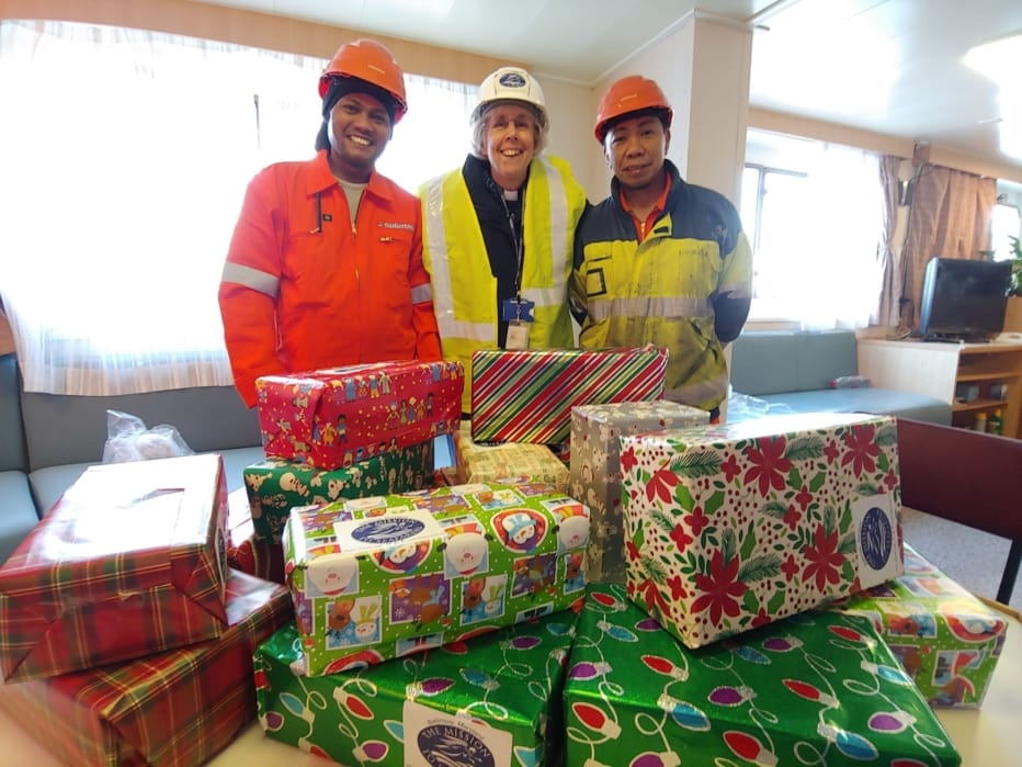 Seafarers Giving