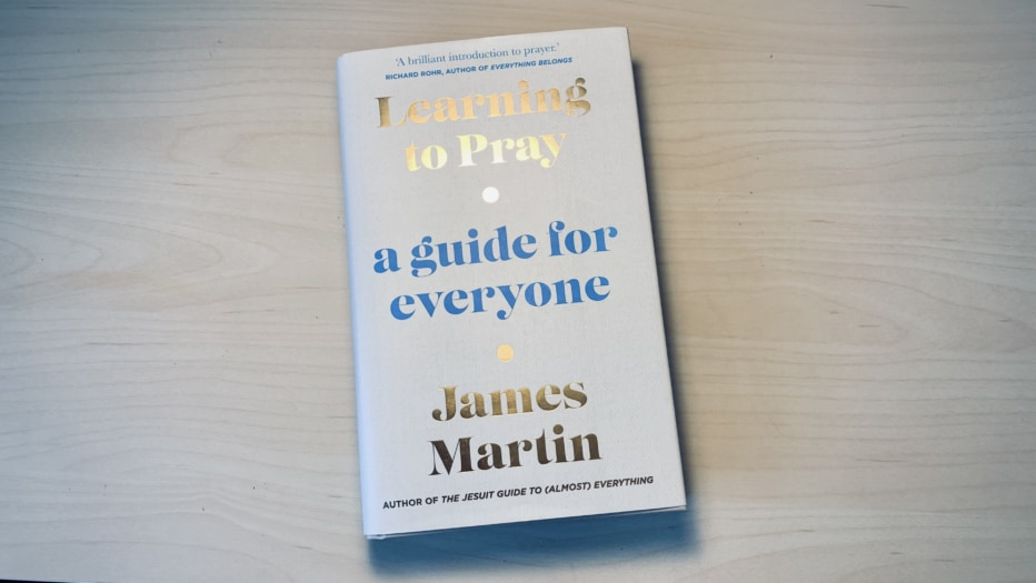 learning to pray book